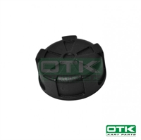 Dæksel for benzintank 3 - 8.5 L, Sort