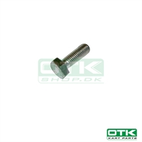 Sekskantet Bolt, M8 x 25mm